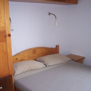 chambre 1 Appartement  Superdevoluy
