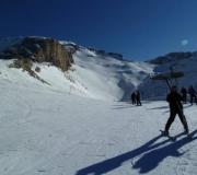 Après une belle journée de ski à Superdevoluy