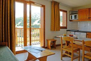 Location appartement avec balcon